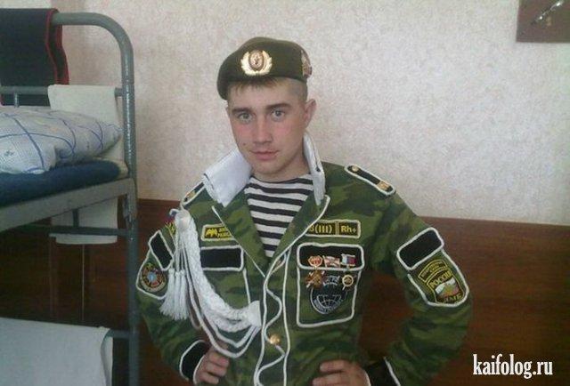 Швейные войска (40 фото)