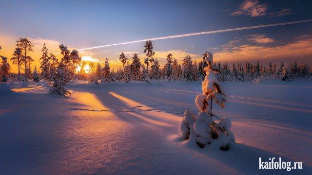 Красивая природа (55 фото)