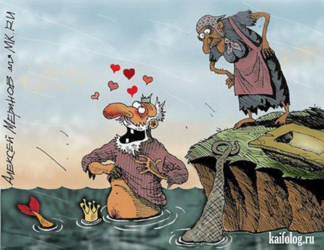 Приколы про рыбаков и рыбалку (49 фото)