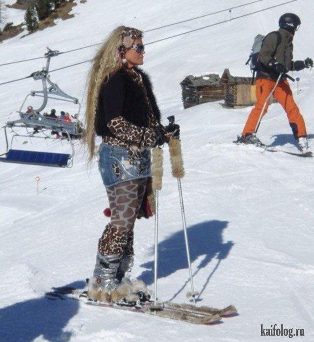Беспощадная женская мода (45 фото)
