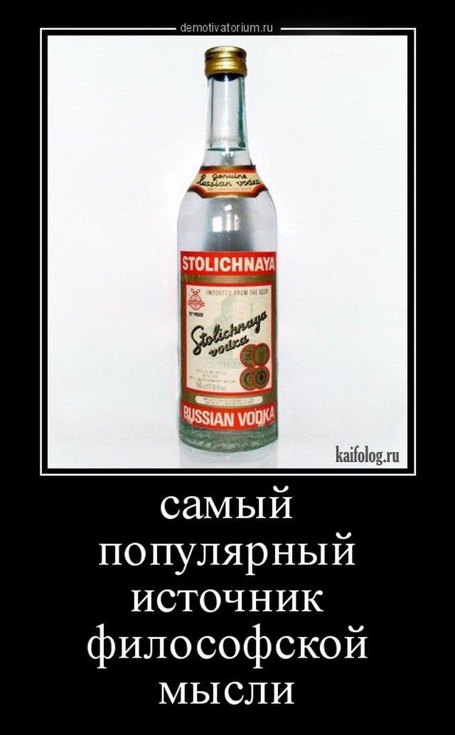 Прикольные демотиваторы по-русски (40 фото)