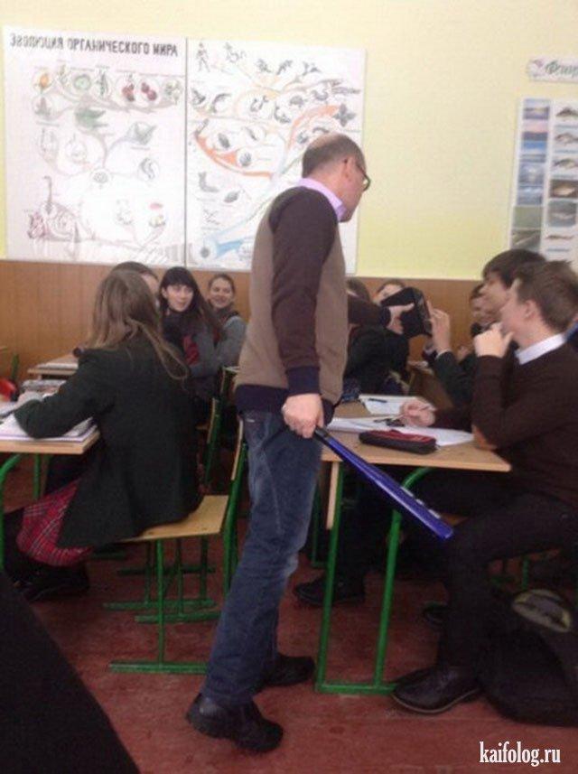 Русские фото приколы за неделю (50 фото и видео)