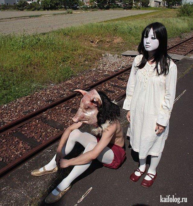 Новые ужасы из социальных сетей (45 фото)