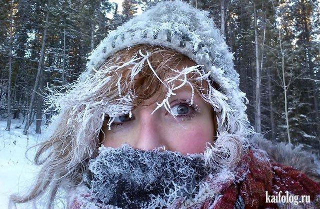 О погоде в Ноябрьске (2 видео)