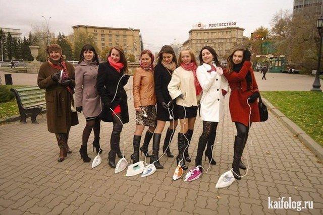 Большая подборка русских маразмов (100 фото)
