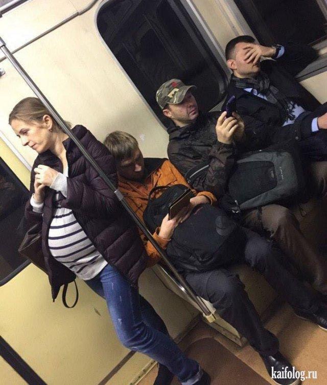 Это возможно только в России (55 фото)