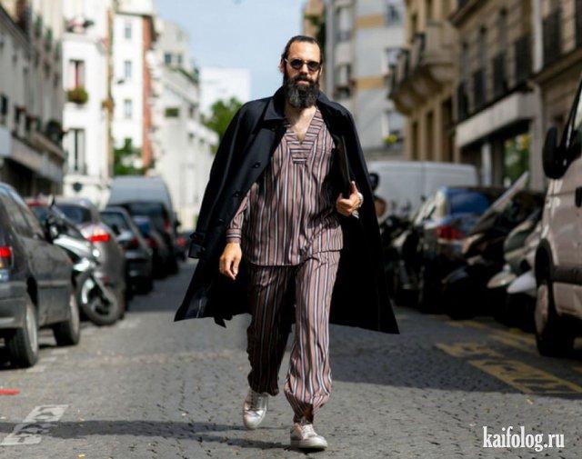 Мужская мода в Европе (45 фото)