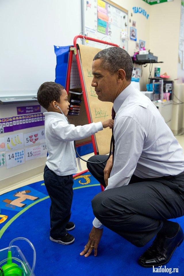 Обама, до свидания (55 фото)