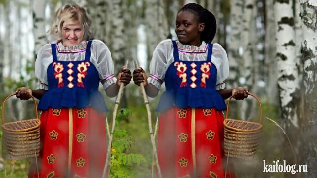 Фотожабы на Svetlay (30 штук)