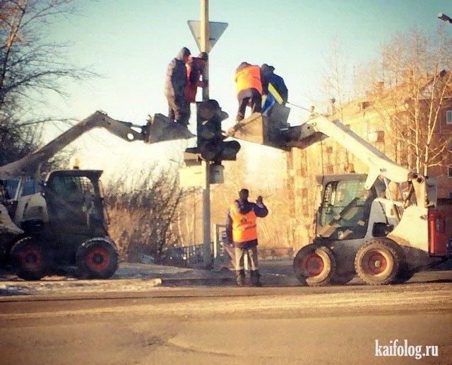 Отборные приколы из России (65 фото)
