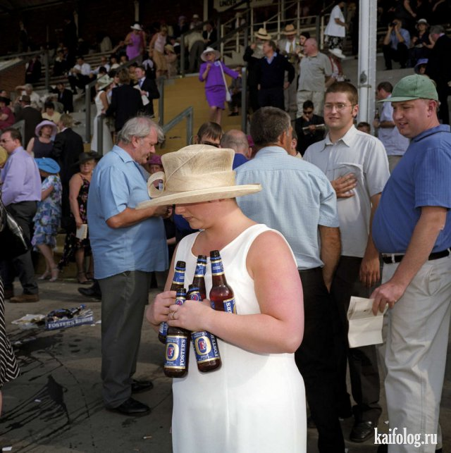 Самая пьющая страна в мире (50 фото)