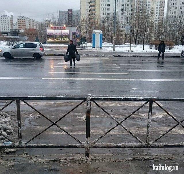 Дорожный кошмар (50 фото)