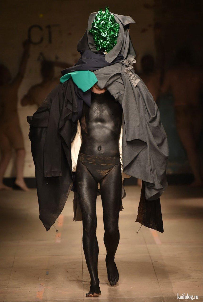 Странная мужская мода фото