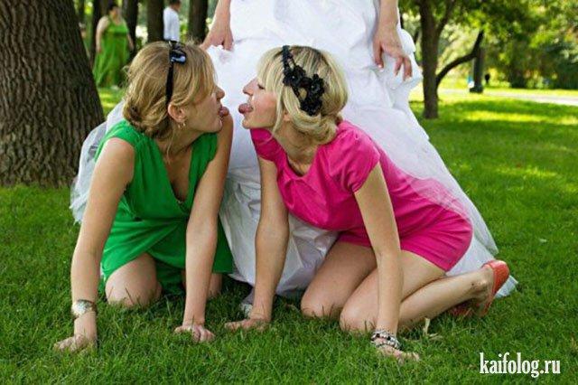 Идиотские свадебные фото (55 фото)