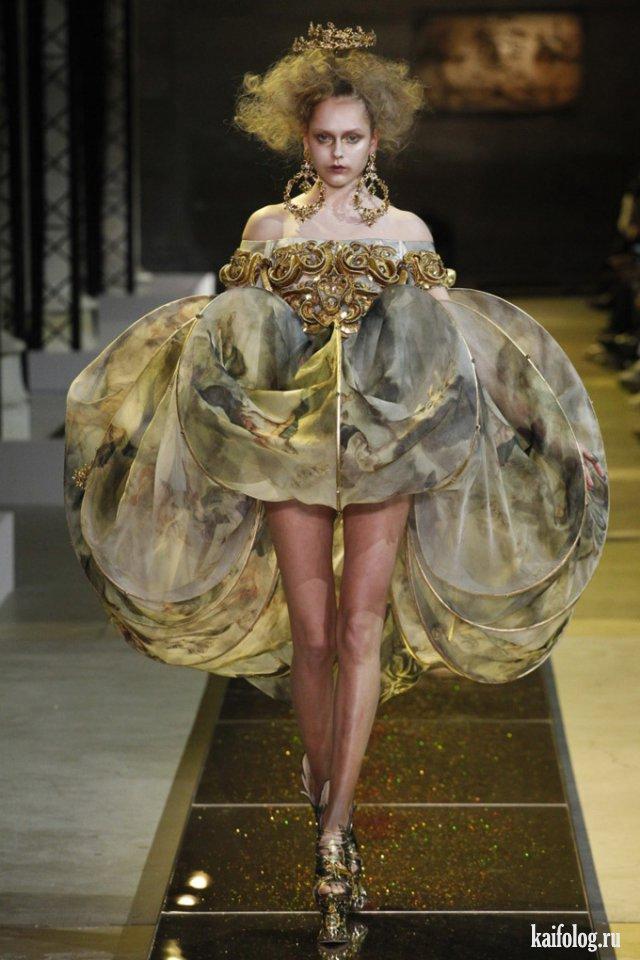 Высокая мода 2017 (50 фото)