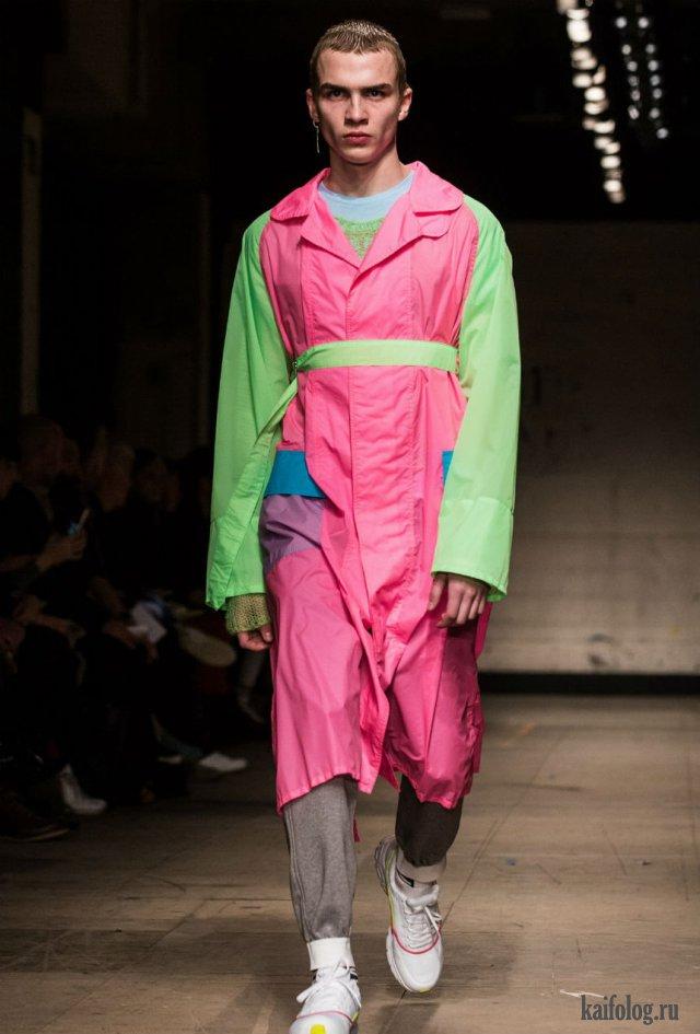 Мужская высокая мода (50 фото)