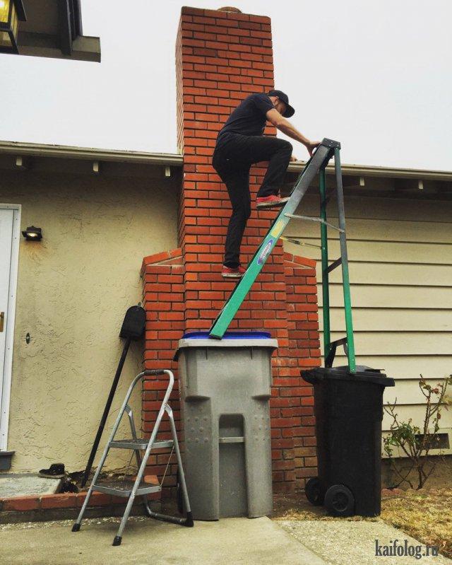 Безопасность превыше всего (40 фото)