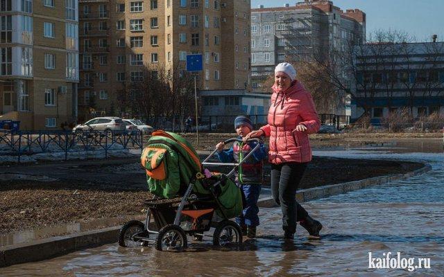 Суровый Омск (50 фото)