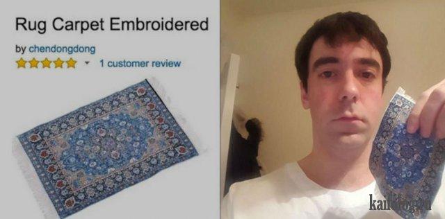 Неудачные покупки через интернет (40 фото)