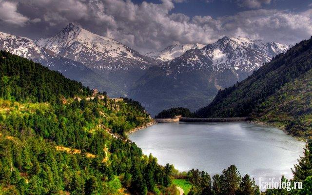 Красота Земли (55 фото)