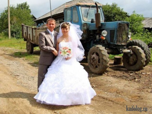 Вот это свадьбы! (40 фото)
