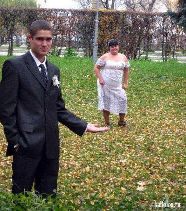 самые смешные фото свадебные фото