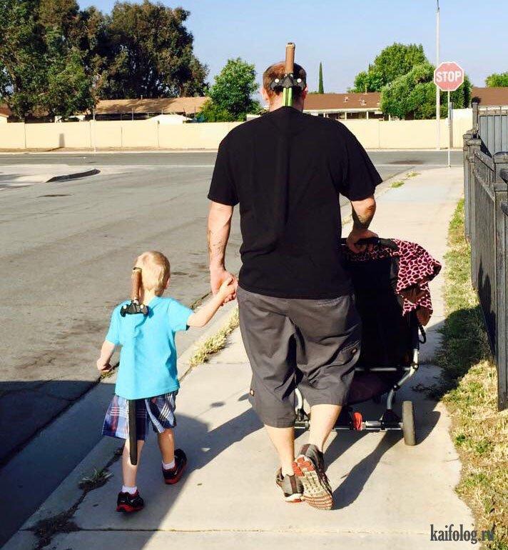 знакомства с папы с детьми