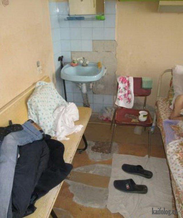 Новые ужасы российских больниц (50 фото)