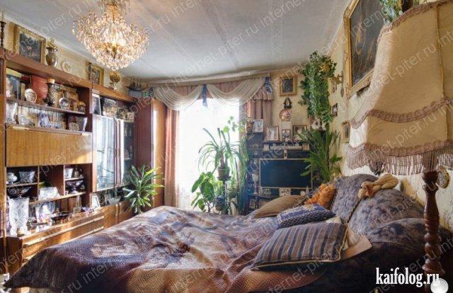 Адское очарование квартир (50 фото)