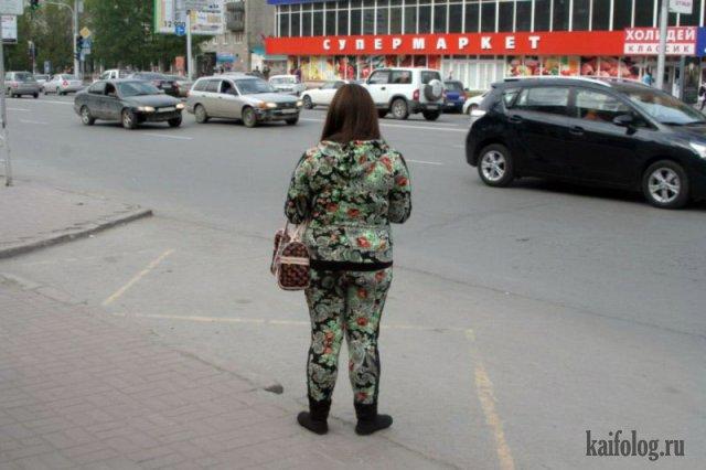 Чокнутые русские (55 фото)