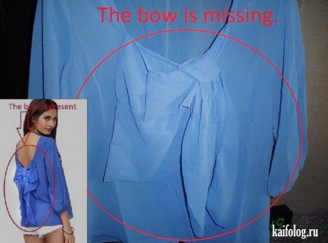 Одежда с AliExpress. Обломы (50 фото)