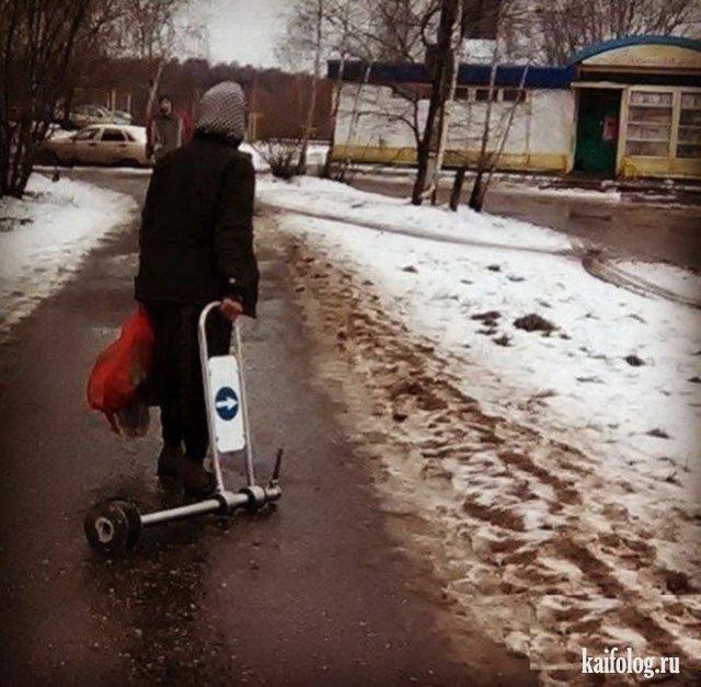Русский менталитет и современные технологии
