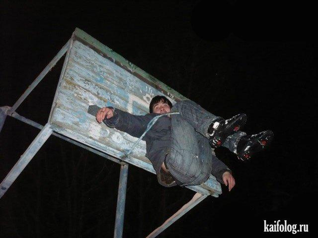 Такое возможно только ночью (45 фото)