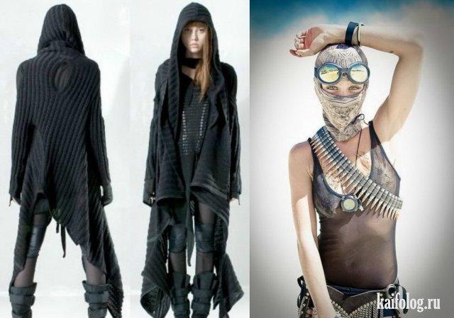 Постапокалиптическая мода (35 фото)