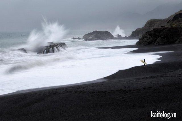 Человек и величие планеты (55 фото)