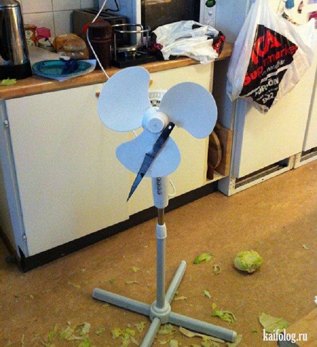 Про смекалку и инженерную мысль (40 фото)