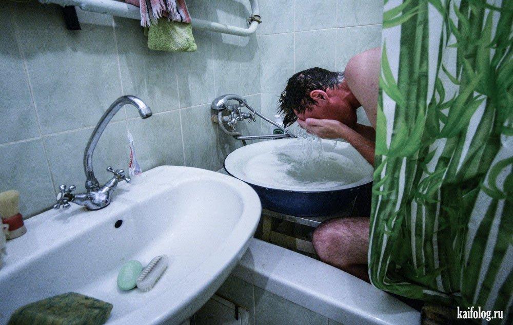постоянно развивается фото смешные про отключение воды летом расскажу