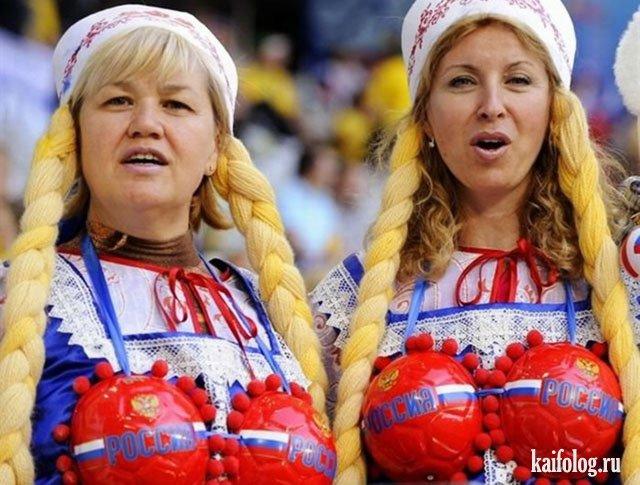 Наша прикольная Россия (55 фото)