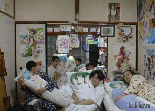 Такое возможно только в Японии (45 фото)