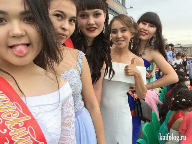 Выпускной 2017 (45 фото)