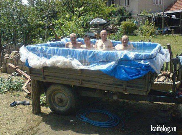 Лето у каждого своё (45 приколов)