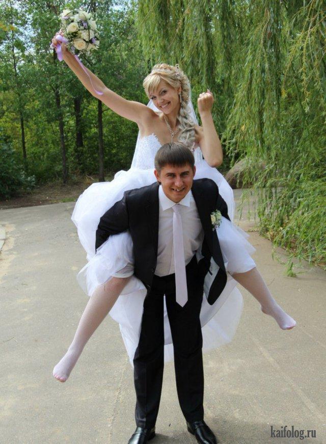Русские свадебные фото или свадьбы по-русски