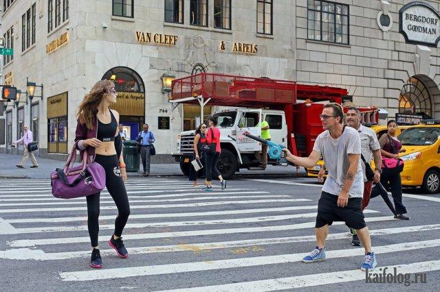Типичный Нью-Йорк (50 фото)