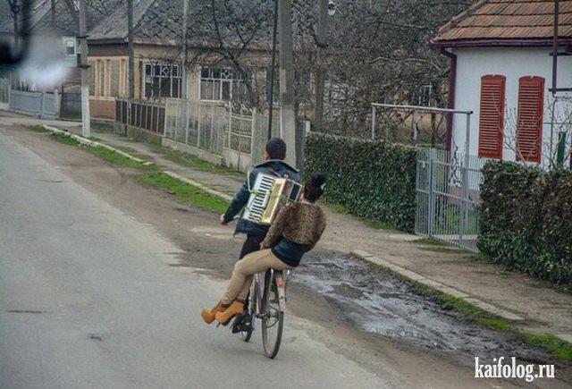 Маразмы русской деревни (45 фото)
