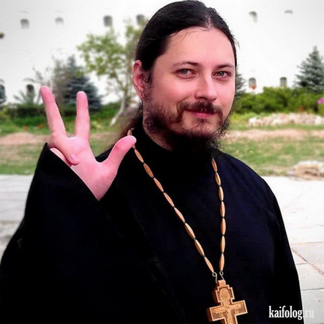 Продвинутые священники (40 фото)