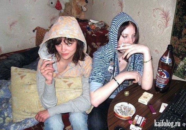Ужасы и страх социальных сетей (45 фото)