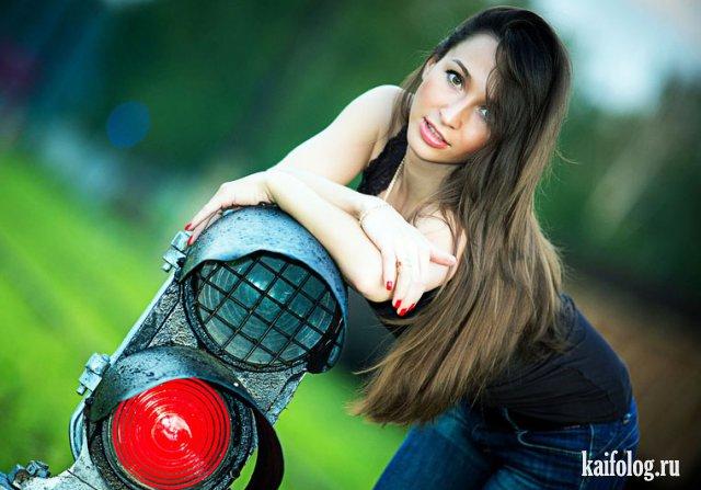 Приколы про светофоры (50 фото)