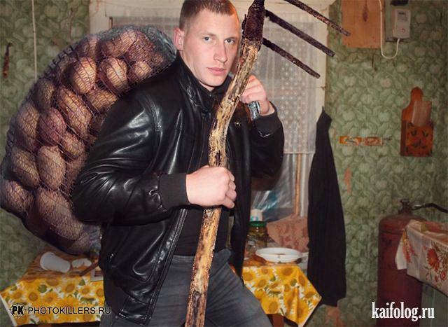 Убойные фотожабы (50 фото)