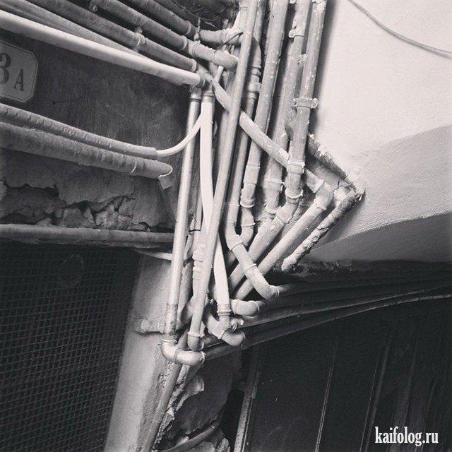 Сантехнический кошмар (45 фото)