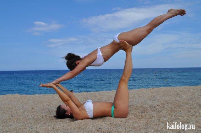Божественная йога (45 фото)